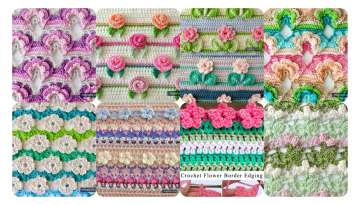 How to Make a Flower Bouquet Knitting Pattern?